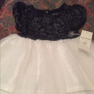 Guess party dress for little goer 12 months